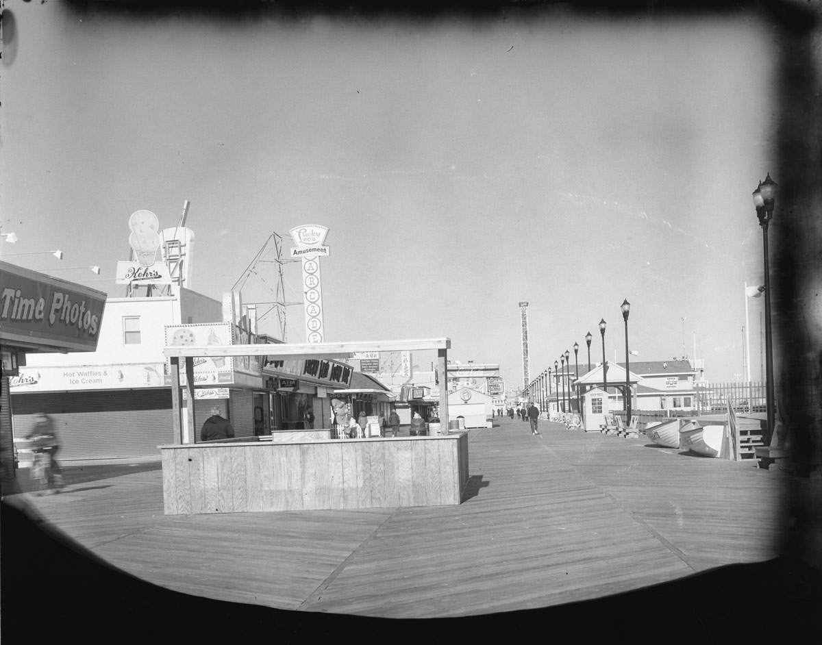 Seaside Heights Boardwalk