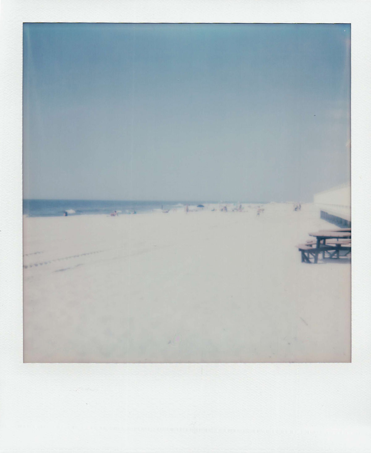 Beach, Cape May, New Jersey