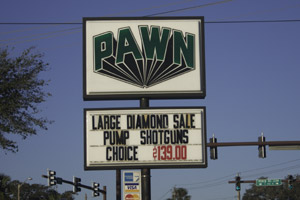Pawn - Large Diamond Sale - Pump Shotguns - Choice $139