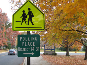 Polling Place District 14 31